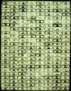 192 one dollar bills043