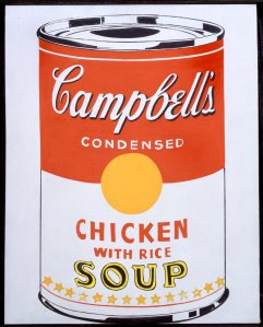 Campbell's Soup Can Chic039
