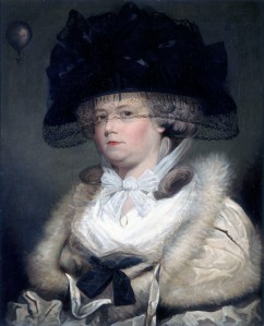 05 - Anonimo, Mrs. Letitia Ann Sage, 1785