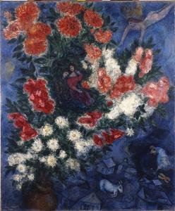 13_Chagall_Gli amanti
