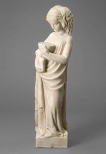 Bonino da Campione, Prudence, Italian, active 1357 - 1397, c. 1357, marble, Samuel H. Kress Collection